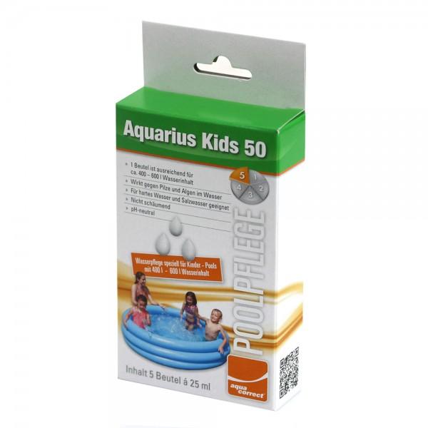 Aquarius Kids Wasserpflege für Kinderpools Planschbecken gegen Algen und Pilze