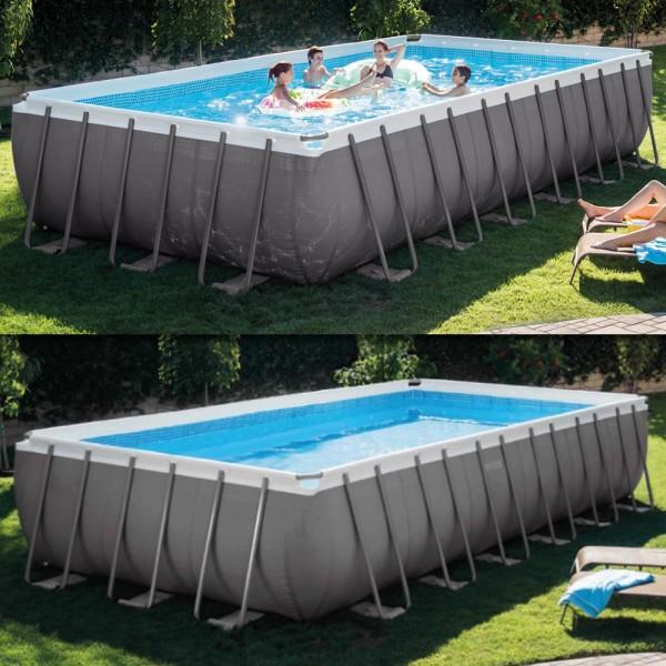 INTEX Ersatzpoolfolie für Ultra Frame Pool 732x366x132cm - ohne Gestänge