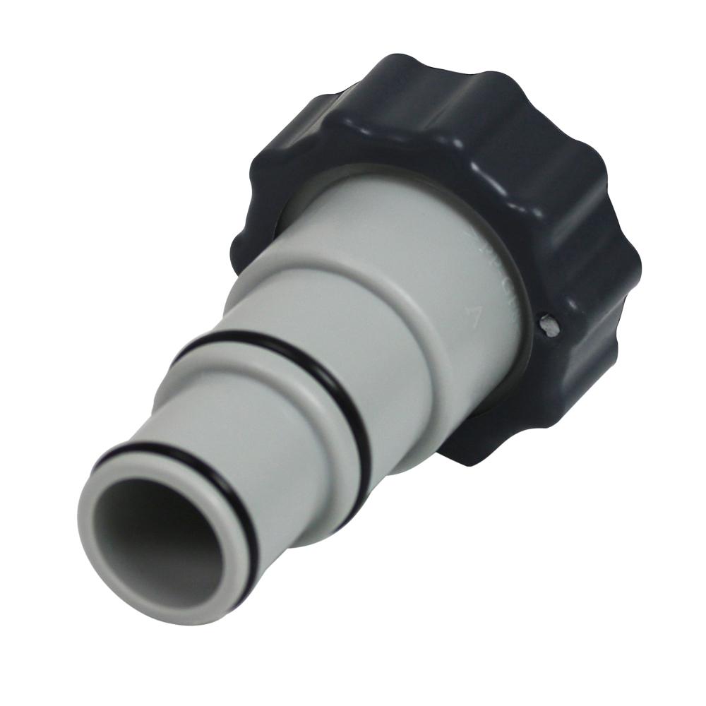 2 X Intex Adapter A Pumpe Schlauch Swimming Pool 32mm 38mm
