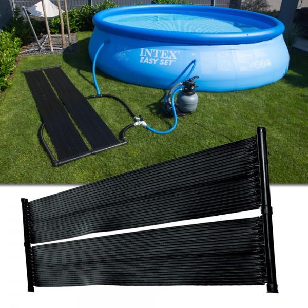 Solarmatte 300 x 70cm Solar Solarkollektor Solarheizung Poolheizung für Pool